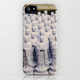 Kamakura 3 iPhone Case