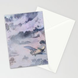At The Mountains of Madness Stationery Cards