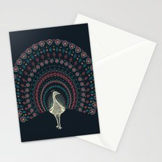 The Neon Peacock Stationery Cards