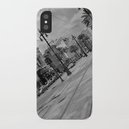 Canal Street iPhone Case