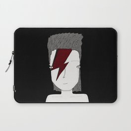 Bowie, Bowie, Bowie Laptop Sleeve