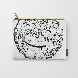 Face of the Moon Carry-All Pouch
