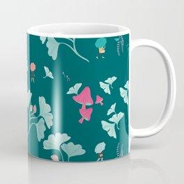 Ginkgo Midori Coffee Mug