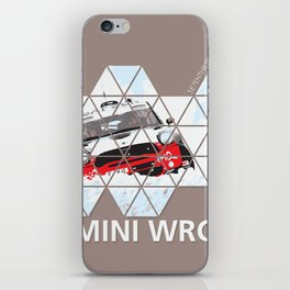 Snow MINI  iPhone Skin