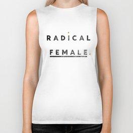 Radical Female Biker Tank