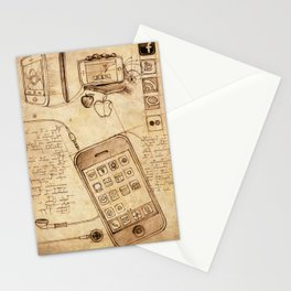 Ingenious inventions Stationery Cards