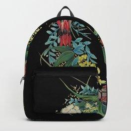 An Aussie Christmas BLACK Backpack