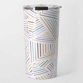Ab Linear Rainbowz Travel Mug