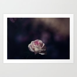 Exquisite Pleasure Art Print