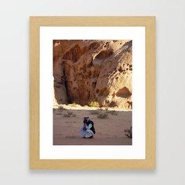 Desert #1 Framed Art Print