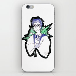 Yer A Wizard! iPhone Skin