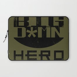 Big Damn Hero Laptop Sleeve