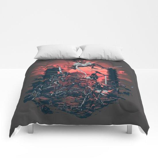 The Showdown Comforters