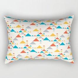 Pyramids Rectangular Pillow