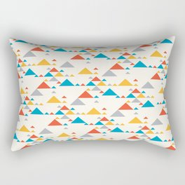 Pyramids Rectangular Pillow