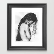 Kathyrin Framed Art Print
