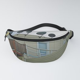 TV Or Not TV... Fanny Pack