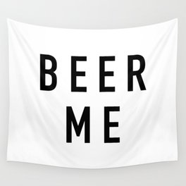 Beer Me - The Office Wall Tapestry
