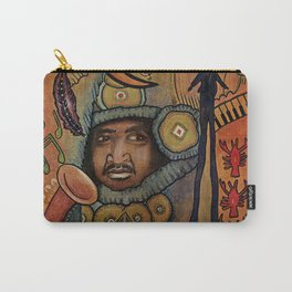 Mardi Gras Time! Carry-All Pouch
