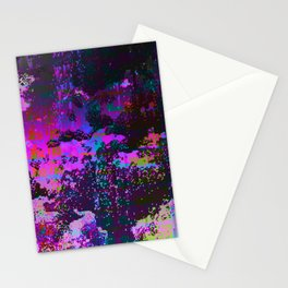 Malfunction Microchip Stationery Cards