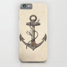 Lost at Sea - mono Slim Case iPhone 6s