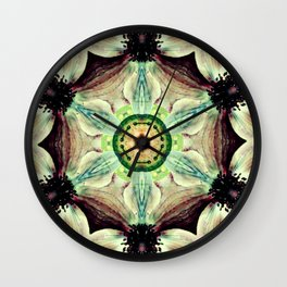 Mystical Evolution Wall Clock
