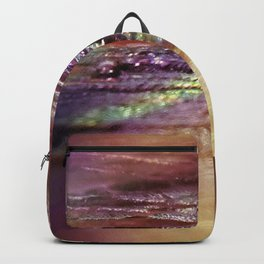 Tear Of A Peacock Backpack