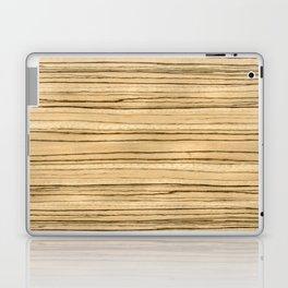 Zebrawood Laptop & iPad Skin