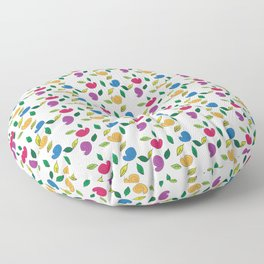 Snail's Pace Floor Pillow