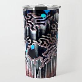 Reaction Diffusion Tower Travel Mug