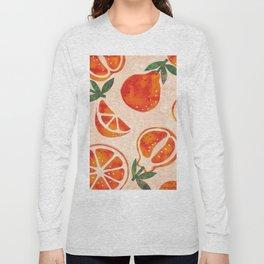 Tangelo Fun Long Sleeve T-shirt