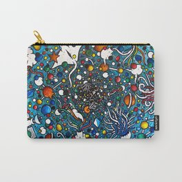 Space-Ocean Big Bang Carry-All Pouch