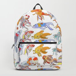 FISH FISH FISH Backpack