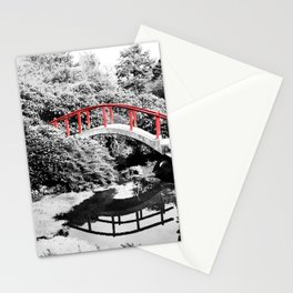 Red Bridge Stationery Cards