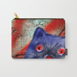 Gordon The Graffiti Cat Carry-All Pouch