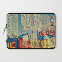 LA Window - Our Lady of Guadalupe Laptop Sleeve