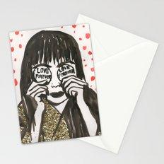 Love Forever Yayoi Kusama Stationery Cards