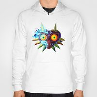 majoras mask Hoodies featuring Majora's Mask - Twili by brit eddy