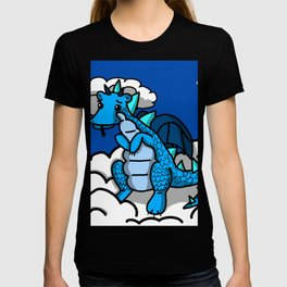 Blue Baby in the Sky | Veronica Nagorny  T-shirt