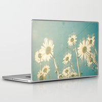 forever young Laptop & iPad Skins featuring Forever Young by Cassia Beck