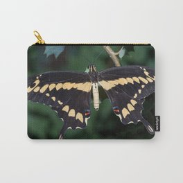 Butterfly wings open Carry-All Pouch