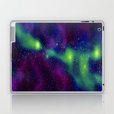 galaxy greenwave Laptop & iPad Skin