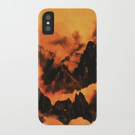 Hard Changes iPhone Case
