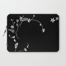 Scrolling Inlay Laptop Sleeve