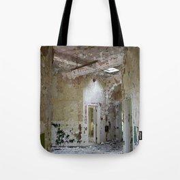 Forgotten Corridors Tote Bag