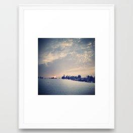 Herrnhut, Germany Framed Art Print