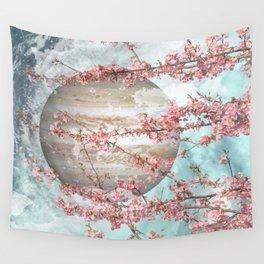 Spring Jupiter Wall Tapestry