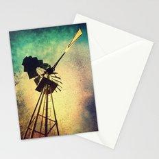 october sky Stationery Cards