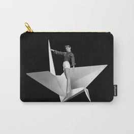 More Delicate than a Paper Crane Carry-All Pouch