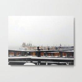 Whitehall Terminal, 2013 Metal Print